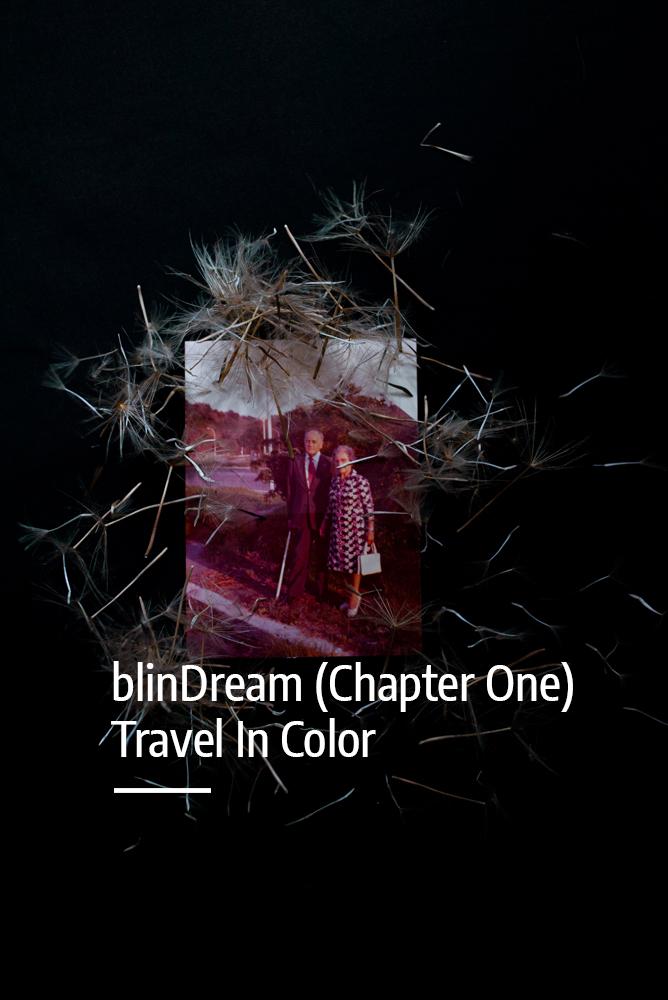 Progetto fotografico Blind Dream
